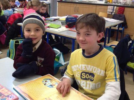 Paired Reading (Juniors) 2018 - 11
