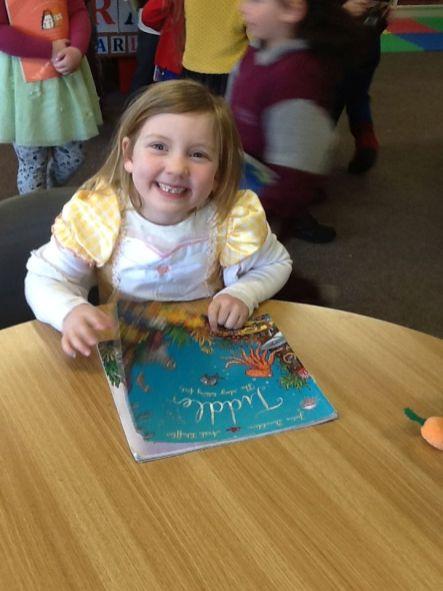 World Book Day (Juniors) 2018 - 21