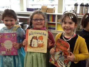 World Book Day (Juniors) 2018 - 24