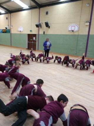 Yoga (Juniors) 2018 - 02