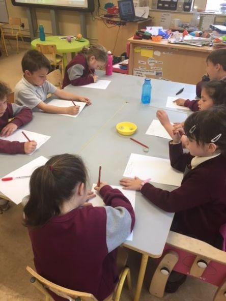 Team Teaching Junior Infants 2018 - 17