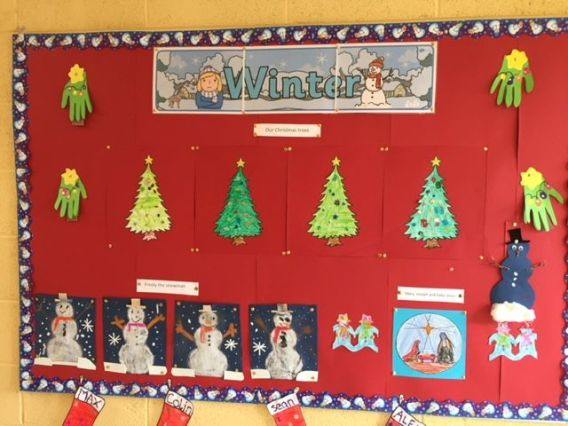 Christmas Art Displays 2018 - 08
