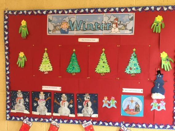 Christmas Art Displays 2018 - 08
