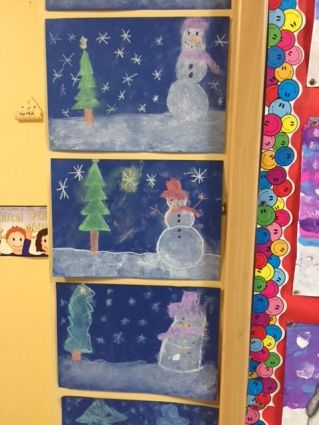 Christmas Art Displays 2018 - 20