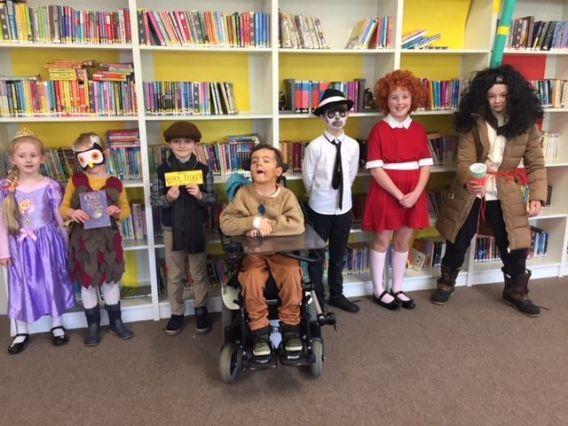 Literacy week in Fossa School 2019 - 08