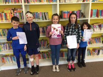 Literacy week in Fossa School 2019 - 12
