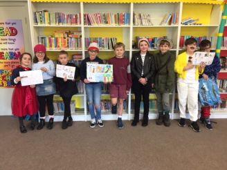 Literacy week in Fossa School 2019 - 13