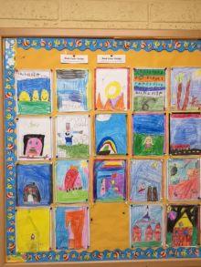 Literacy week in Fossa School 2019 - 24