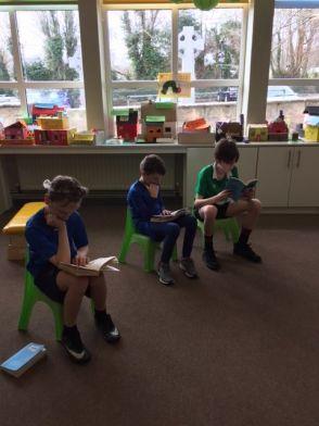 Literacy week in Fossa School 2019 - 35