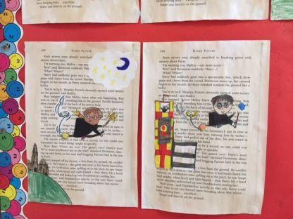 Literacy week in Fossa School 2019 - 41