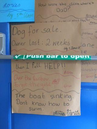 Literacy week in Fossa School 2019 - 43