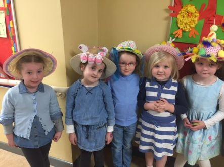 Easter Bonnets JI - 11