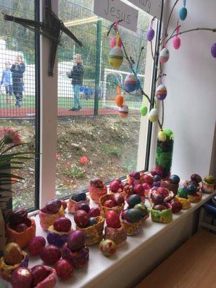 Easter Egg nests JI - 23
