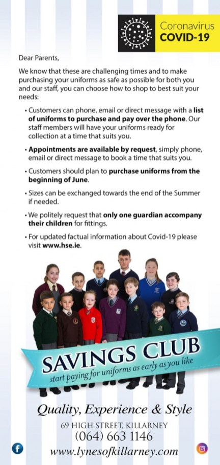 New Schoolwear DL Flyer 2020 Side 2