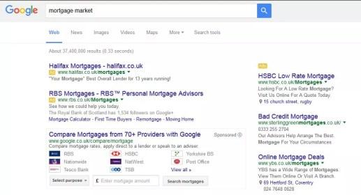 google-mortgage-calculator-search