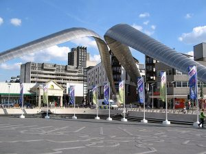 The Whittle Arch Coventry