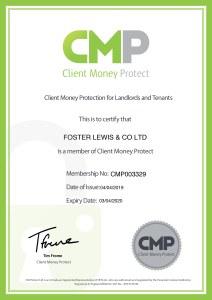 CMP MemberShip Certificate