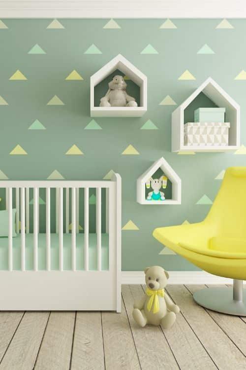 Nursery set up foster care