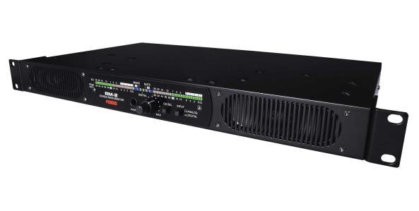 rm 2 stereo rack monitor