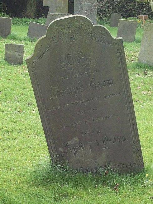Grave 15