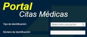 Portal de Citas Médicas Colsubsidio