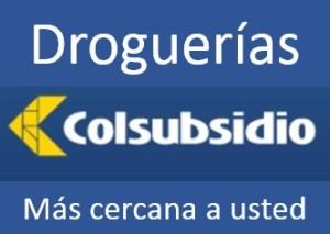 Droguerías Colsubsidio