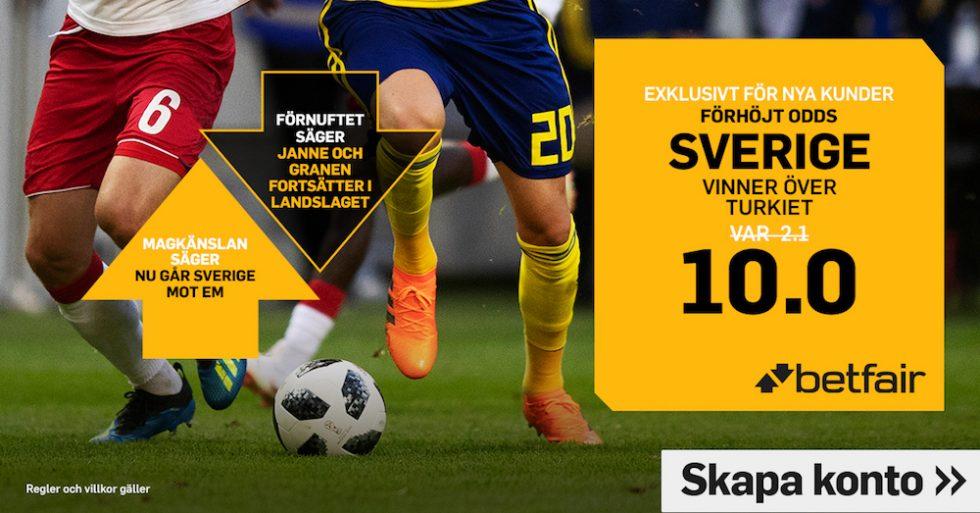 Sverige Turkiet stream gratis - se Sverige Turkiet live streaming gratis!
