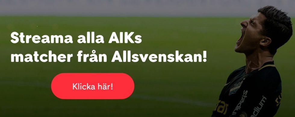 AIK Östersund stream gratis? Streama AIK ÖSK live stream online!