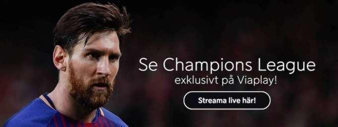 Champions League spelschema 2018/2019