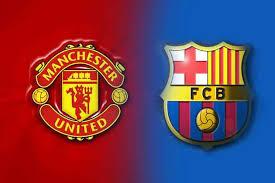 Streama Manchester United FC Barcelona live stream gratis