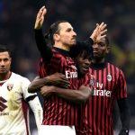 AC Milan Torino idag live TV tider, kanal & stream