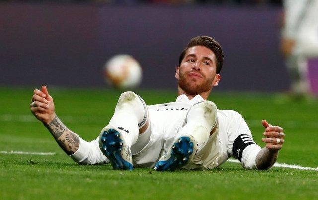 Juventus siktar in sig på Sergio Ramos