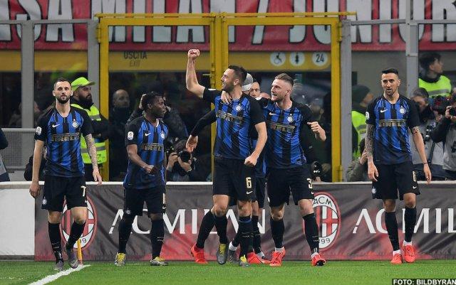 Manchester City siktar in sig på Milan Skriniar