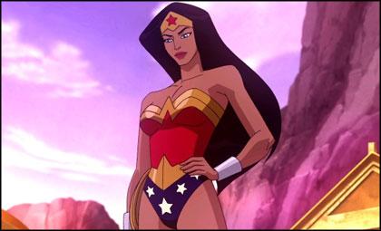 Mujer Maravilla Wonder Woman