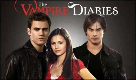 The Vampire Diaries Kevin Williamson
