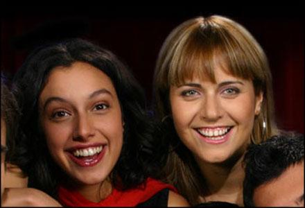 El Club de la Comedia Natalia Valdebenito Nathalie Nicloux Chilevisión