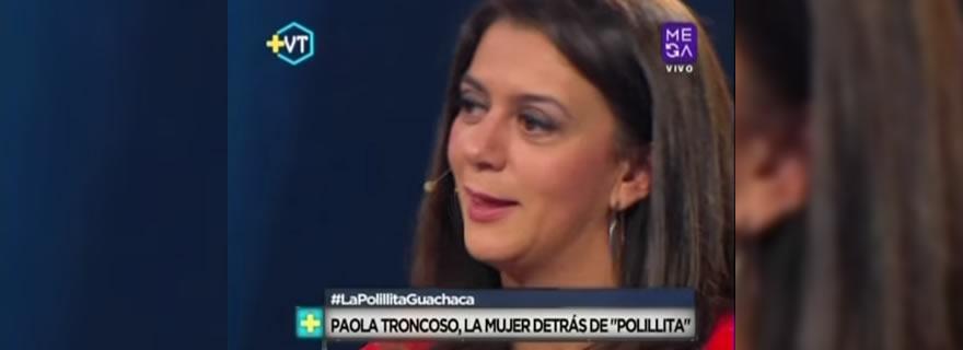 El mal que aqueja a la actriz Paola Troncoso