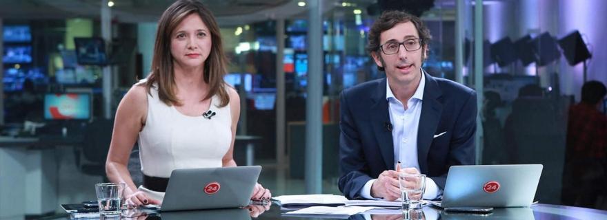 """Mónica Pérez deja """"24 Horas"""" para radicarse en el extranjero: Consuelo Saavedra volverá a conducir el noticiario"""
