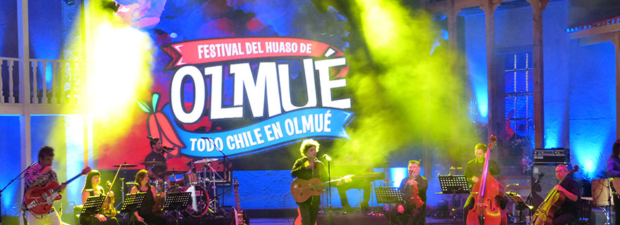 """Actores de """"La Colombiana"""" se suman como jurado al Festival del Huaso de Olmué 2017"""