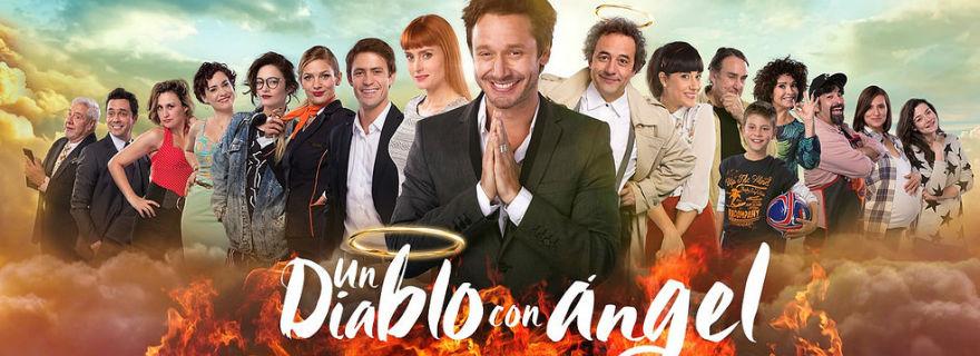 """TVN comenzó a promocionar la recta final de """"Un Diablo Con Ángel"""""""