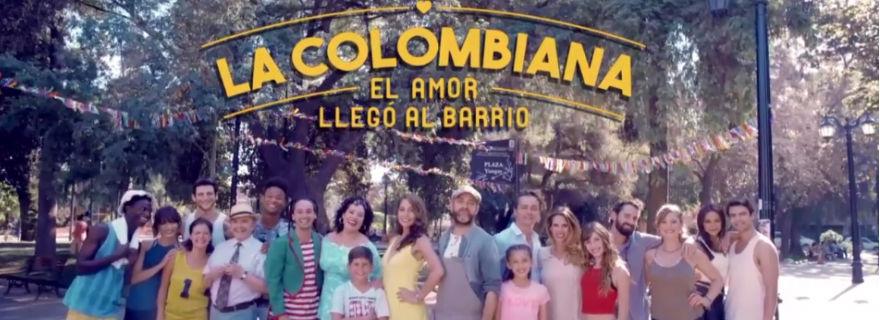 """TVN lanza el primer spot de su nueva teleserie vespertina """"La Colombiana"""""""