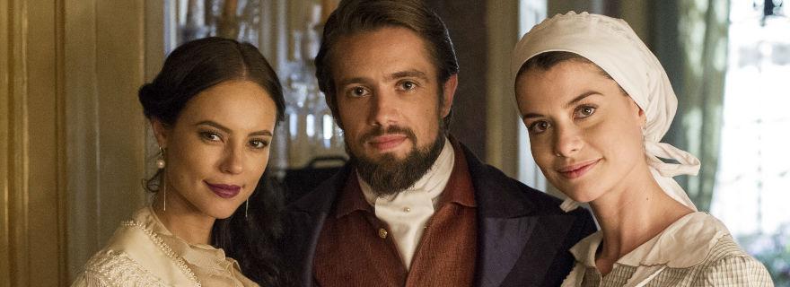 Esta será la segunda teleserie brasileña que transmitirá Mega próximamente