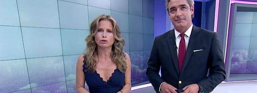 Mega logró liderar el domingo con la cobertura de las elecciones presidenciales