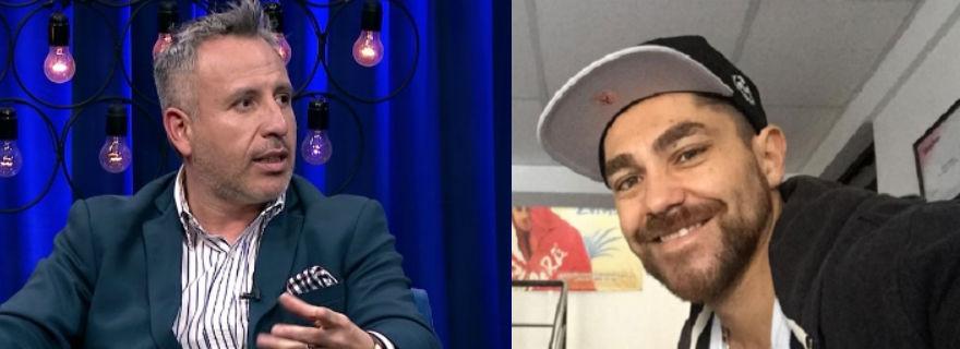 """Director del diario La Cuarta dispara en contra de Pablo Vargas: """"Dejó el evento botado"""""""