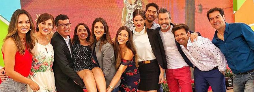 """""""Muy Buenos Días"""" no suelta el segundo lugar: nuevamente superó a CHV y Canal 13"""