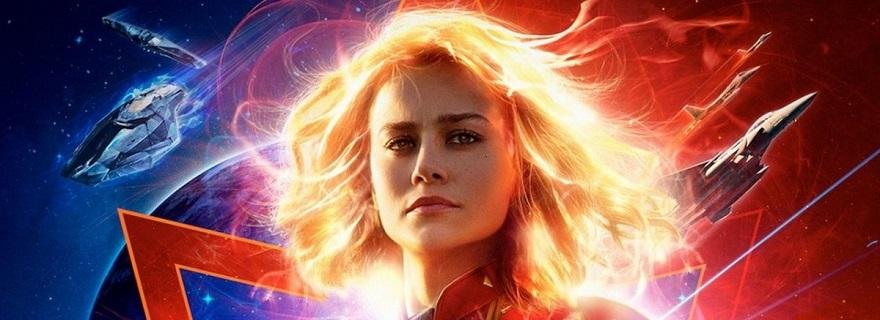 """¡Frágil masculinidad!: """"Capitana Marvel"""" encendió la ira de machistas y misóginos"""