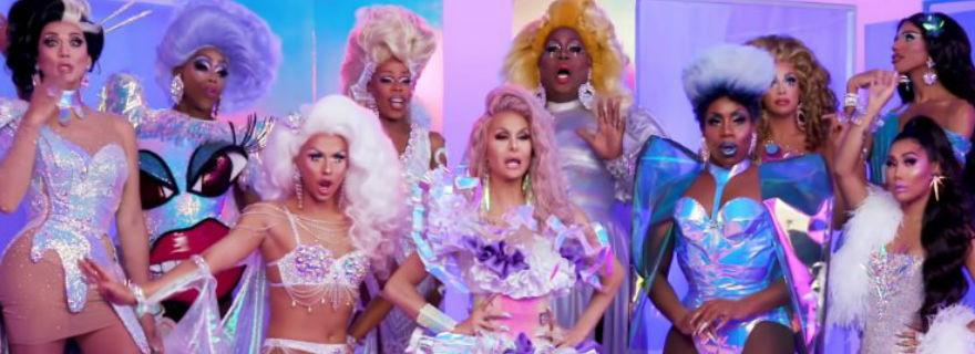 """""""RuPaul's Drag Race All Stars"""" vivió una de sus finales más polémicas y criticadas"""