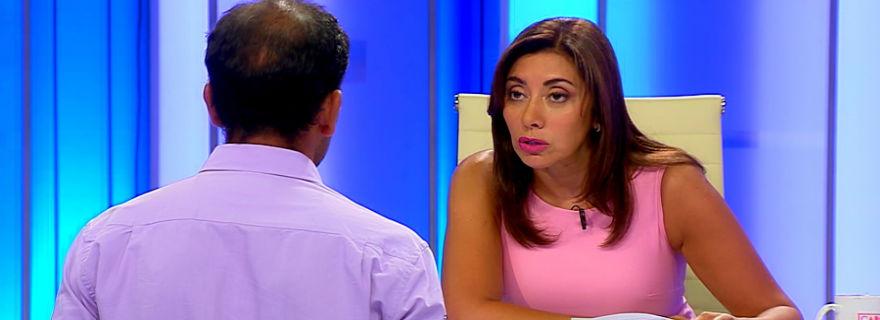 """""""Carmen Gloria A Tu Servicio"""" lideró su horario con peaks de 12 de puntos"""