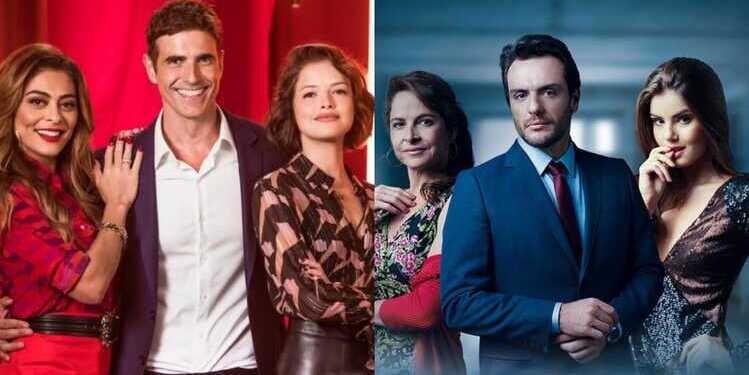 """¡Vuelven las teleseries brasileñas!: Mega anunció que """"Dulce Ambición"""" y """"Verdades Secretas"""" llegarán próximamente a la pantalla"""