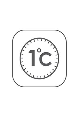 1° Degree Precise Temperature Control